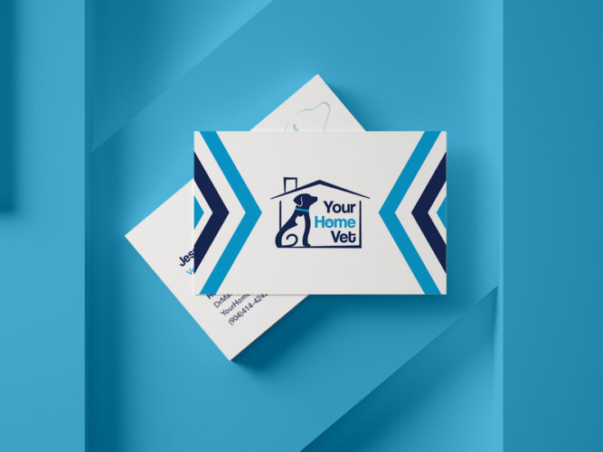 Your Home Vet business card