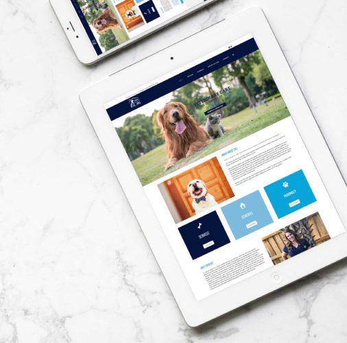 Your Home Vet Website