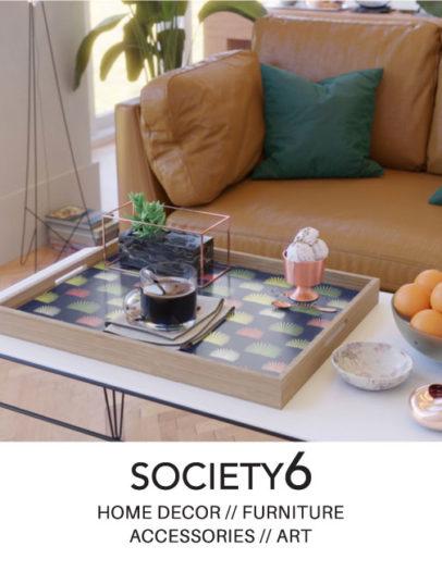 society6 link
